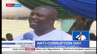 The world marks anti corruption day