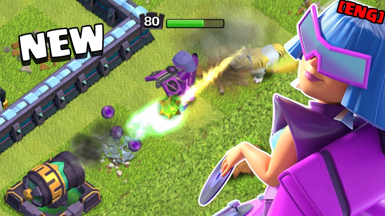 FIRST P2W Skin in Clash of Clans ? | NEW Party Queen Skin