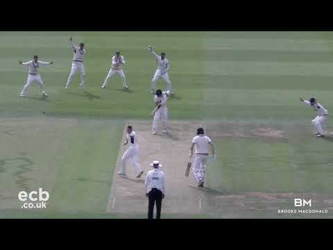 MIDDLESEX V KENT - DAY ONE MATCH ACTION (10SEPT2018)