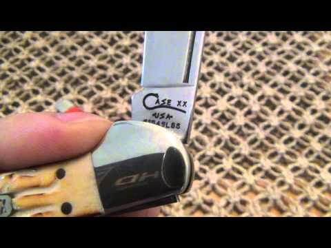 dating case knife
