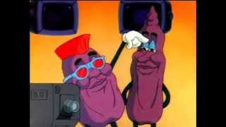 """The California Raisins - """"Stop, in the Name of Love"""""""
