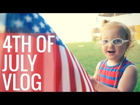 Busby Family 4th of July Vlog
