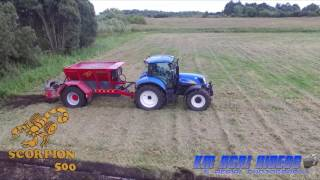 Scorpion 500 - Coens One Pass Land Drainage System