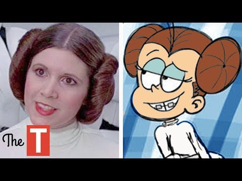 10 The Loud House Characters Reimagined In Star Wars