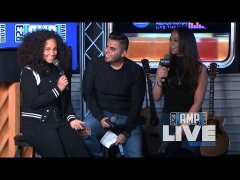 Alicia Keys : AMP Live Session