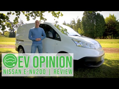 Nissan e NV200   Test Drive & Review