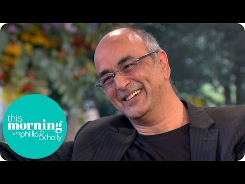 Art Malik Talks Cold Feet, Bollywood And Model Trains  This Morning