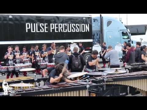 Pulse Pit in the Lot | WGI 2017 Finals | Steve Weiss Music