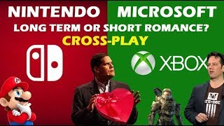 Nintendo Switch & Xbox One Cross-Play - Here To Stay or Ploy?