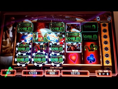 The Hangover Slot Machine *BIG WIN* Bonus! HARD TO DO BETTER on Mr. Chow's Freaky Free Spins! - 동영상