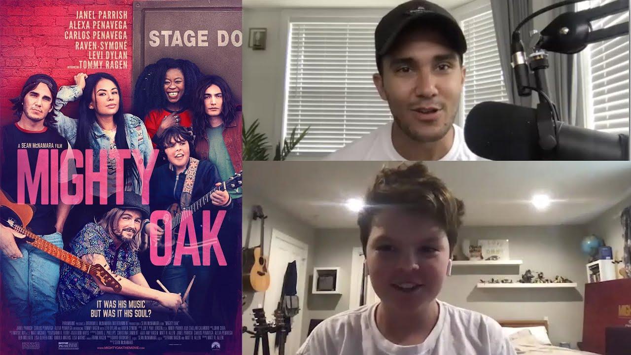 Download Interview w/ Stars of Mighty Oak Movie Carlos PenaVega & Tommy Ragen