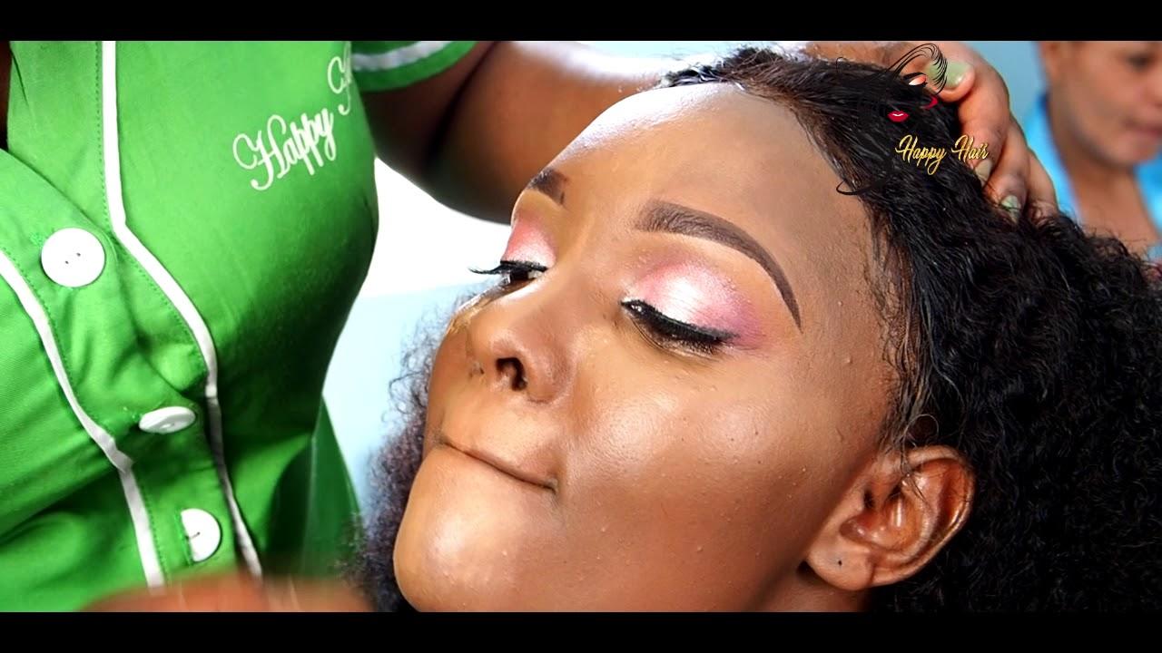 Bridal Hair And Makeup Kenya Youtube