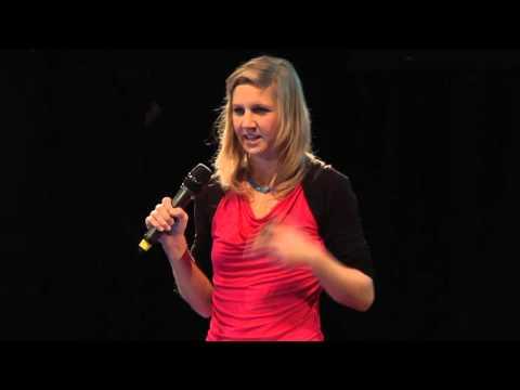 Můj příběh o zemělodích | Michaela Ahimsa | TEDxYouth@Prague
