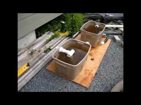 bassin a koi avec filtre tambour fabrication maison k doovi. Black Bedroom Furniture Sets. Home Design Ideas