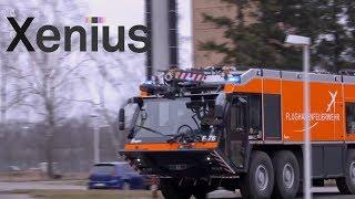 Arte.de Xenius - Moderne Feuerwehr - Gerüstet für den Ernstfall