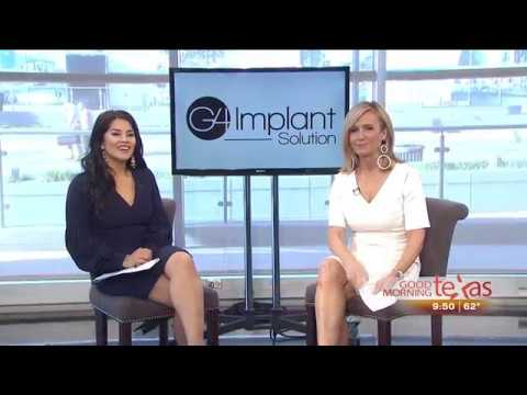 Dallas G4 Dental implants - Good Morning Texas TV Show