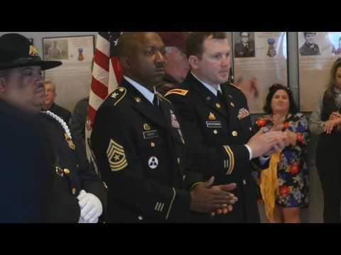 Medal of Honor Flight 2017