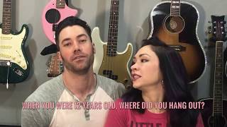 Diana DeGarmo and Ace Young: Favorite Hangouts