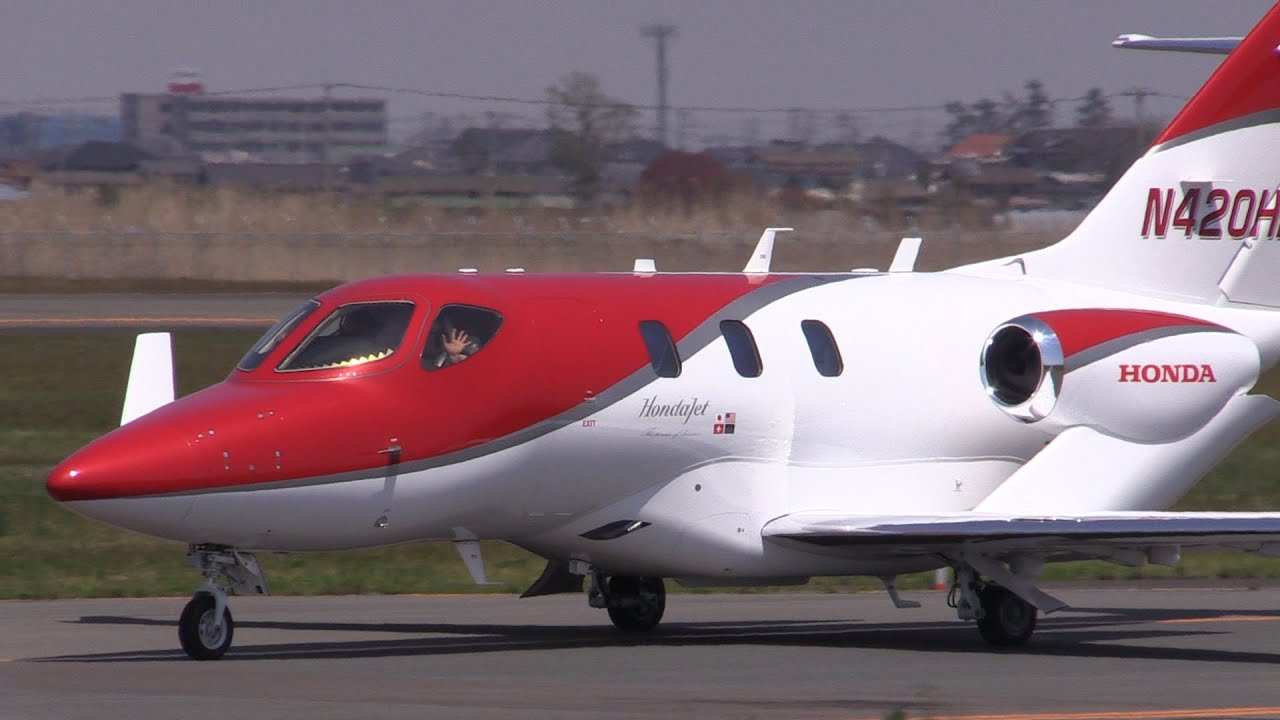 Ha 420 hondajet world tour in japan 2015 n420he for How much is a honda jet