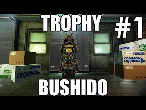 Payday 2 Sydney Bushido Trophy