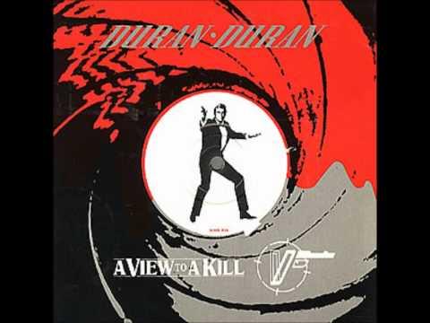 Duran Duran - A View To A Kill mp3 ke stažení