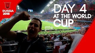 Day 4 at the World Cup
