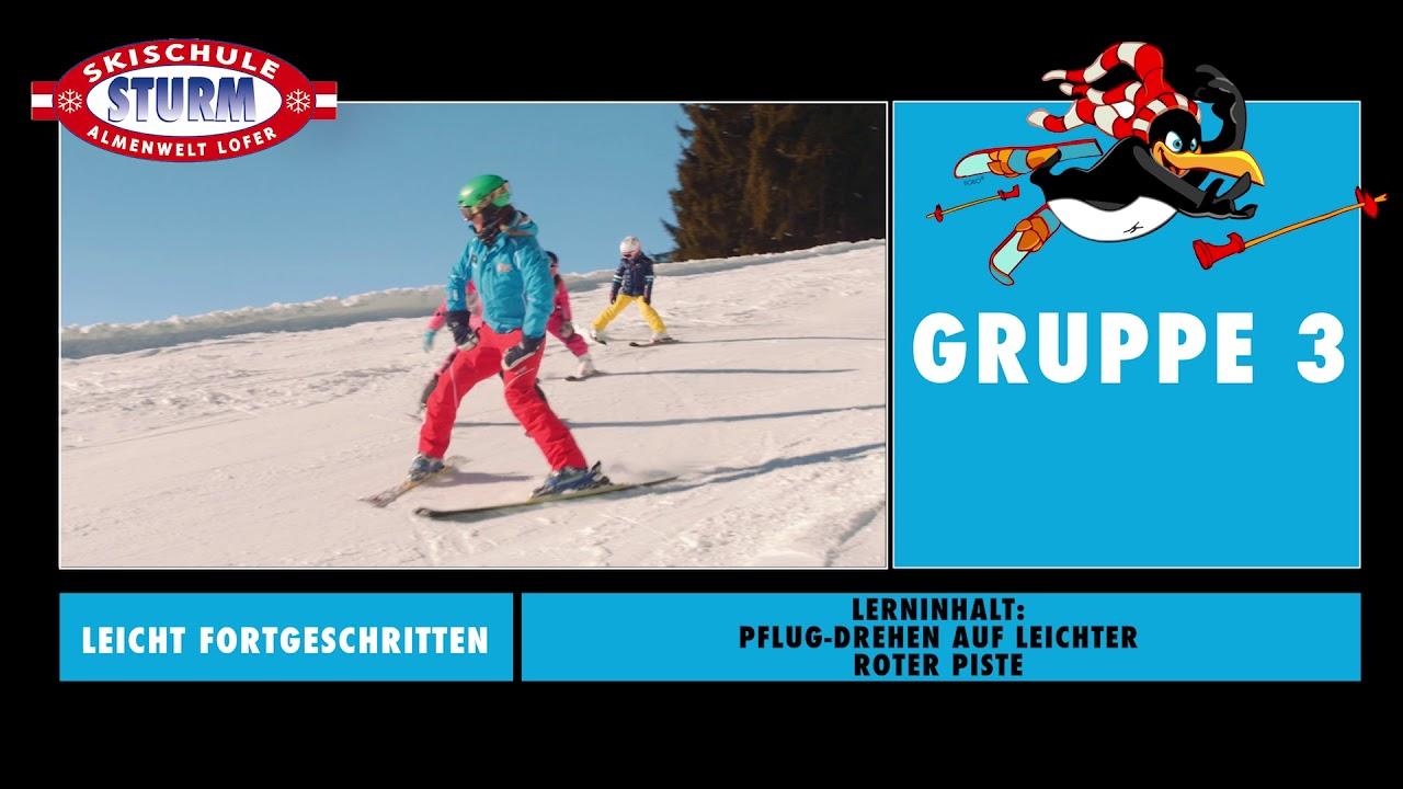 Skiort und Wanderdorf Lofer im Land Salzburg - Urlaubsorte