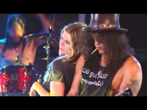Fergie ft Slash - Sweet Child O'Mine Dangdut Version