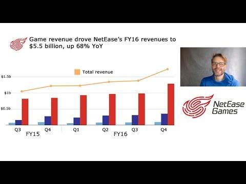 Deep dive into NetEase's 2016 financials