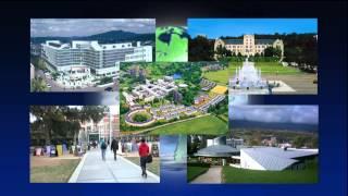 2013年版大学案内付属DVDに収録している大学紹介映像(国際文化学科)