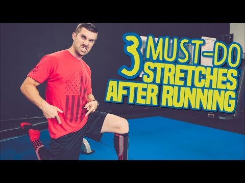 BEST Cool Down Stretches After Running (TOP 3 Moves)
