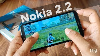 Nokia 2.2 Unboxing & Review in Hindi
