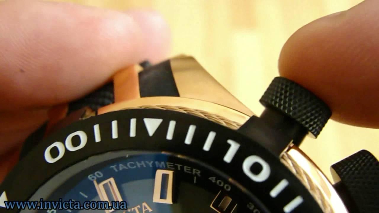 Швейцарские часы invicta exclusive venom 17635