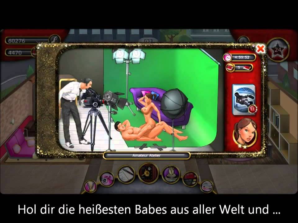 Online multiplayer adult games