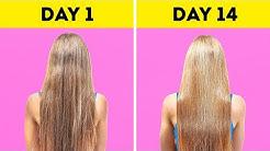 24 HAIR HACKS THAT ARE SIMPLY GENIUS
