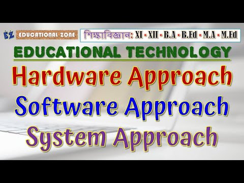 ET: Hardware Approach, Software Approach, System Approach