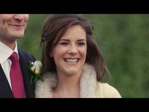 Edinburgh Royal College of Physicians wedding video - Victoria & Tom - Butterfly Films
