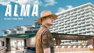 Choáng Với 1001 Hoạt Động Tại Alma Resort Cam Ranh - Quang Vinh Passport YouTube Videos