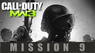Call of Duty Modern Warfare 3 Mission 9 Bag and Drag Gameplay Walkthrough [PC]