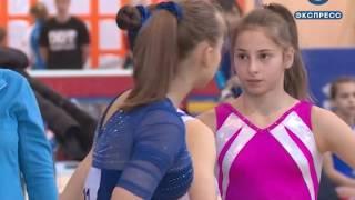 В Пензе проходит первенство России по спортивной гимнастике