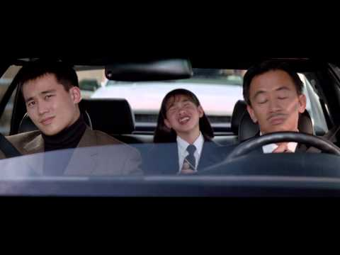 Rush hour Chinese girl singing in the car Mariah Carey fantasy