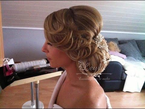 Leyla Hair And Beauty Hochsteckfrisuren Hochzeit Teil 2