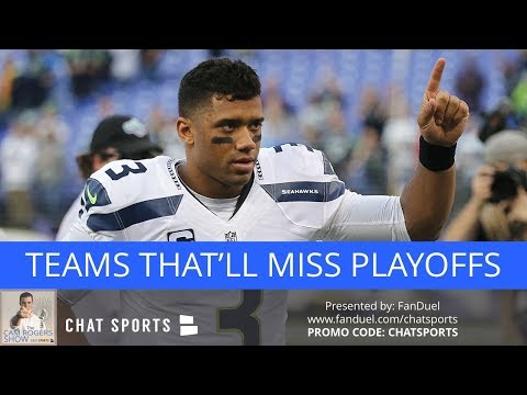 NFL Season Predictions: 3 Teams Guaranteed To Miss The Playoffs - 동영상