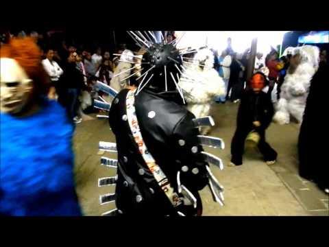 Carnaval Tenango de Doria, Hgo., 2015. Parte 3