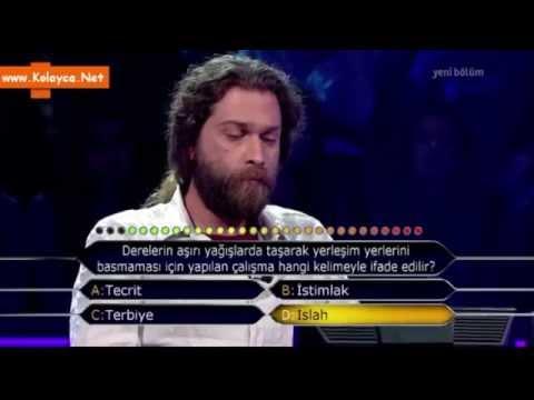 Kim Milyoner Olmak İster 2 Mart 2015 Fatih Tekcan 434. bölüm