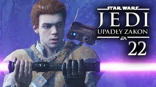 FIOLETOWY MIECZ w Akcji! Star Wars JEDI Upadły Zakon Star Wars JEDI Fallen Order PL E22