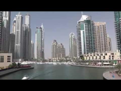 Dubai Tourism Video 2014  دبي السياحية