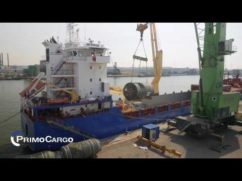 PrimoCargo   Loading 5000 Cbm On Full Charter To Turkey - V2