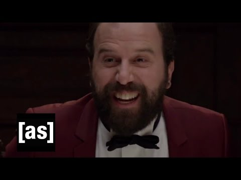 Dinner With Friends with Brett Gelman and Friends | Adult Swim