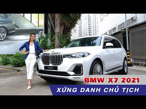 BMW X7 2021 Có Gì Đặc Biệt Ở SUV Siêu Sang Mặc Dù Giá Tăng Nhưng Hãng Vẫn Cháy Hàng? [Part 1]